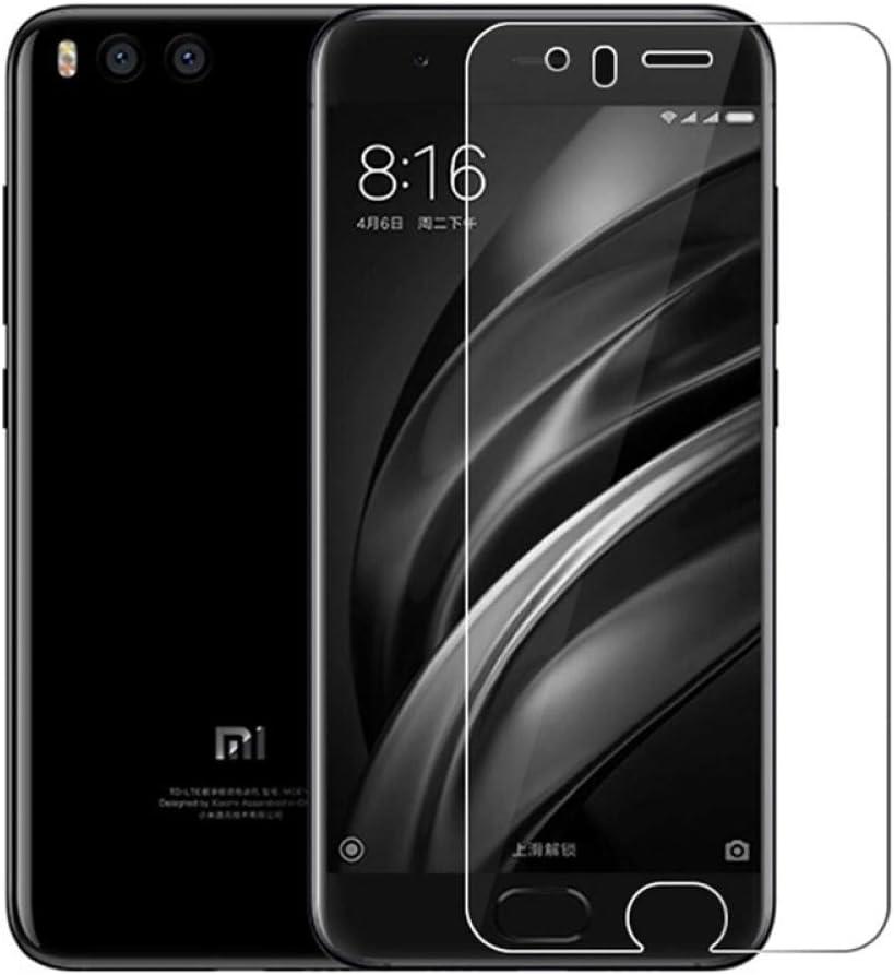 YswuJ [Paquete de 2 HD 9H Vidrio Templado para Xiaomi Mi6 Mi5S ...