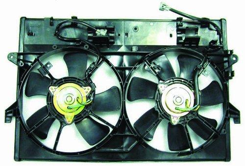 (Depo 316-55018-000 Dual Fan Assembly)
