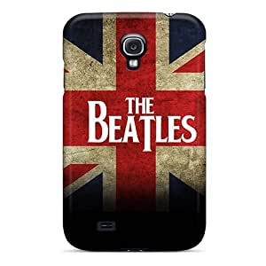 Samsung Galaxy S4 DNT18103jJEV Allow Personal Design High-definition The Beatles Pattern Perfect Hard Phone Cases -AnnaDubois