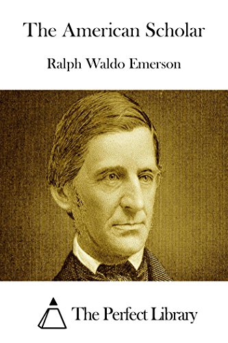 essays ralph waldo emerson first second series