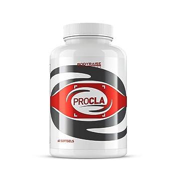 Bodyraise ProCLA 60 Cápsulas Blandas - Suplemento para Quemar Grasa y Perder Peso - Estimula el Sistema Inmune, la Masa Muscular y la Definición ...