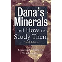 Dana's Minerals and How to Study Them (After Edward Salisbury Dana)