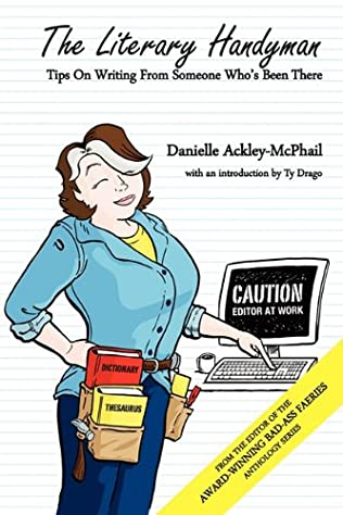 book cover of The Literary Handyman