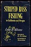 img - for STRIPED BASS FISHING - in California and Oregon book / textbook / text book