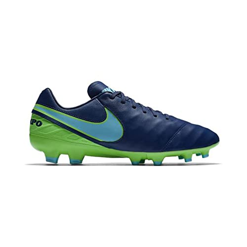 Nike 819236443 Scarpe da Calcio Uomo Blu Coastal Blue/Polarized