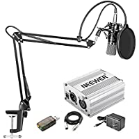 Neewer Home Studio NW-700 Condenser Microphone Kit with...