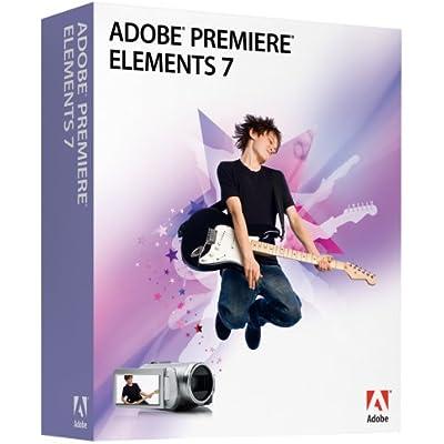 Adobe Premiere Elements 7 - Software de video (1 usuario(s), 4608 MB, 1024 MB, 1.8GHz, Win, DVD)
