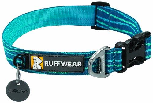 Ruffwear Hoopie Collar for Pets, Large, Pacific Wave