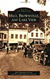 Milo, Brownville, and Lake View, Brownville Historical Society and Milo Historical Society, 0738564575
