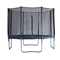 Terena® Trampolin 305 cm mit Netz Sicherheitsnetz Gartentrampolin für Kinder...