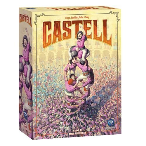 Renegade Game Studios Castell Game (River City Tower)