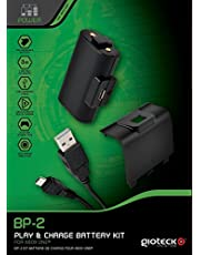 Gioteck Play & Charge Battery Kit BP-2 - [Xbox One]