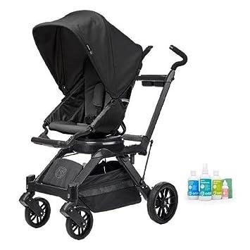Amazon.com: Orbit bebé G3 Paquete de carriola completo Negro ...