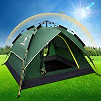 Fourth-Generation Automatic Hydraulic Tent for 2-3 Person...