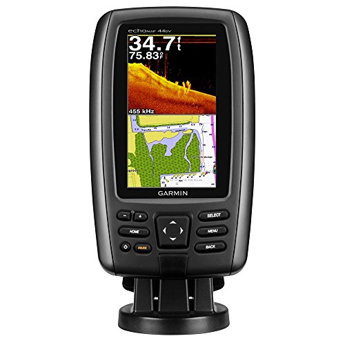 Garmin echoMAP 44dv with Transducer