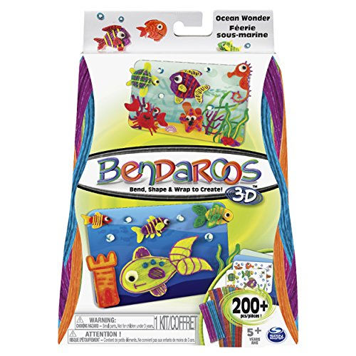 Bendaroos 3D, Ocean Wonder Kit