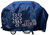 New York Mets Grill Cover Deluxe - MLB Licensed