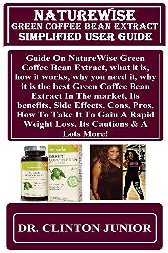 Amazon Com Naturewise Green Coffee Bean Extract Simplified