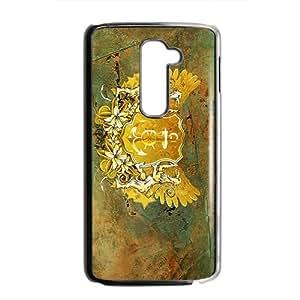 Creative Stone Badge Custom Protective Hard Phone Cae For LG G2