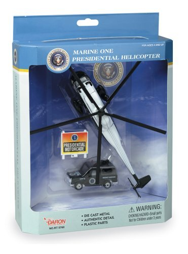 Marine One Presidential Helicopter VH-3D by Daron Presidential Helicopter
