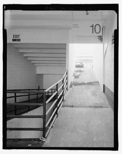 HistoricalFindings Photo: Baltimore Memorial Stadium,1000 East 33rd Street,Baltimore,Maryland,MD,HABS,38
