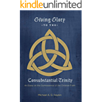 Giving Glory to the Consubstantial Trinity: An Essay on the Quintessence of the Christian Faith (English Edition)