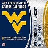 West Virginia Mountaineers: 2020 12x12 Team Wall Calendar