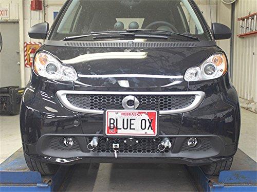 Blue Ox BX1987 Base Plate for Chrysler/Mercedes Smart Car
