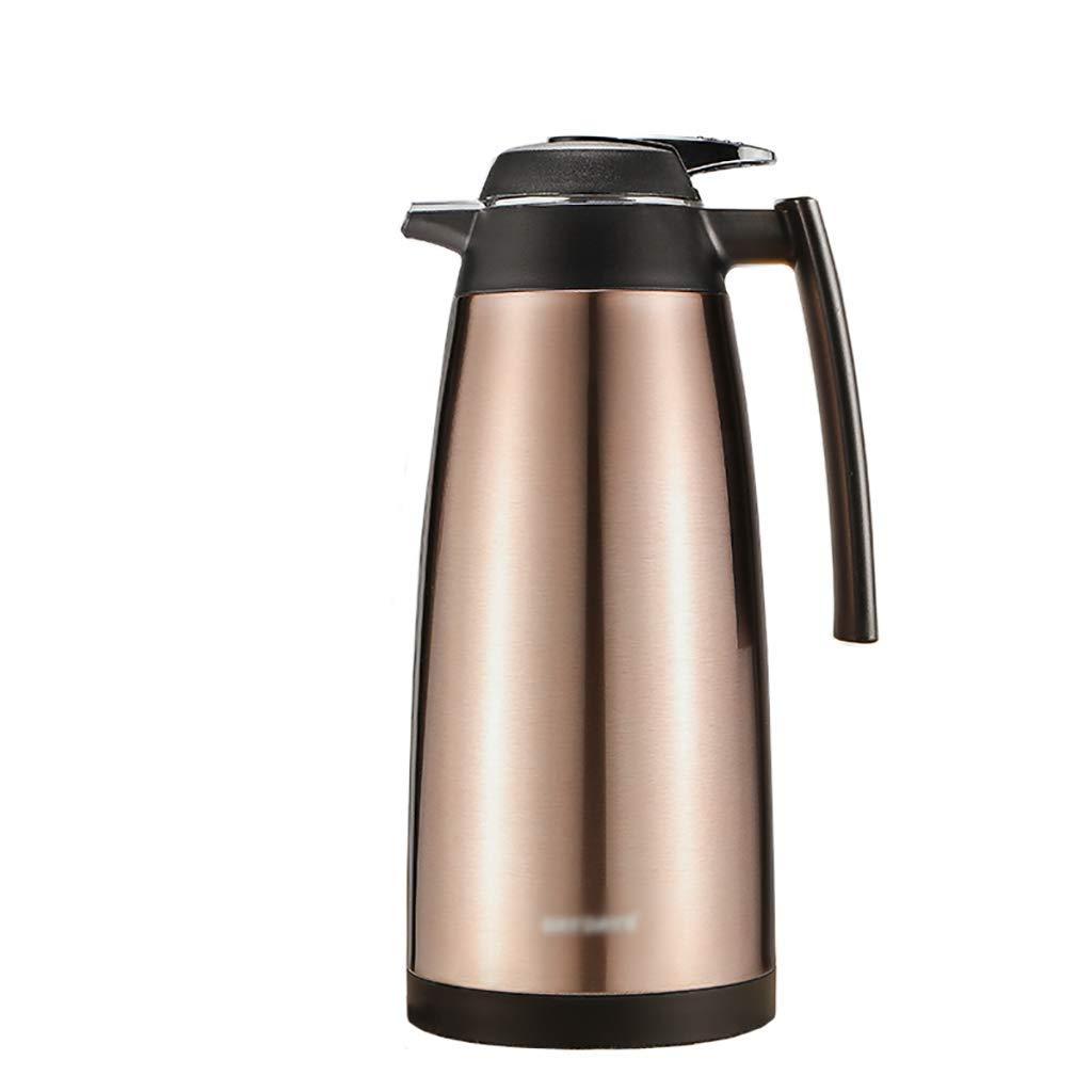 高級品市場 断熱ポット - 1.9Lステンレススチール家庭用断熱ケトルコーヒー C/紅茶魔法瓶サイズ:13.5* 33.5cm C 断熱ポット - B07R2NXRMD, 豊浦郡:d466fd8e --- arianechie.dominiotemporario.com