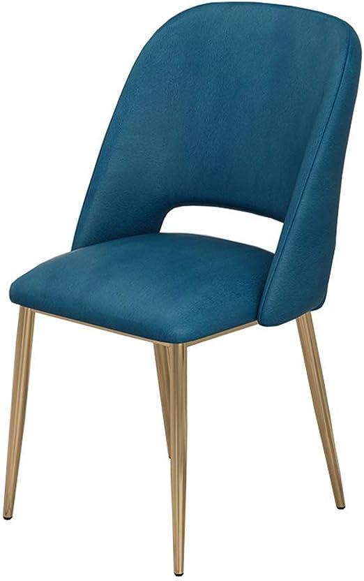 JIEER-C Sillas Sillas Comedor diseño Moderno Diseño Respaldo ...