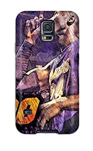 1368200K871969308 los angeles lakers nba basketball (36) NBA Sports & Colleges colorful Samsung Galaxy S5 cases