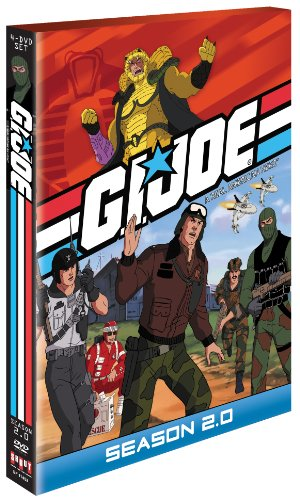 - G.I. Joe, A Real American Hero: Season 2