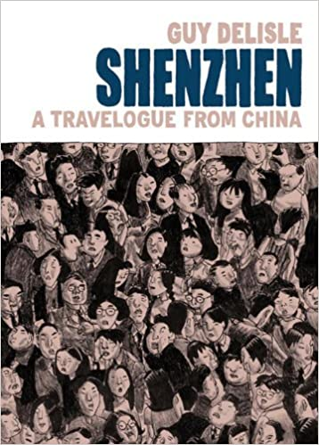 amazon shenzhen a travelogue from china guy delisle graphic