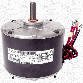 1172162 Oem Upgraded Icp 1 4 Hp 230v Condenser Fan Motor Electric Fan Motors Amazon Com Industrial Scientific