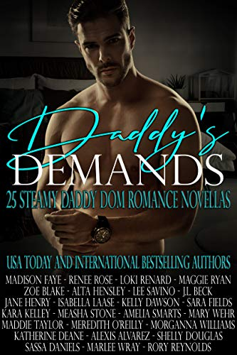 Daddy's Demands Anthology