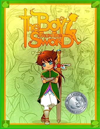 The Boy From the Sword (The Adventure of Ennovy Book 1)