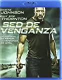 Sed de venganza [Blu-ray]