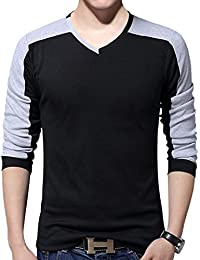 Mens Short Sleeve T-Shirt Casual Tops Tee Classic Fit Basic Shirts FRTCV