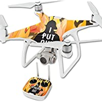 Skin For DJI Phantom 4 Quadcopter Drone – I Put Out | MightySkins Protective, Durable, and Unique Vinyl Decal wrap cover | Easy To Apply, Remove, and Change Styles | Made in the USA