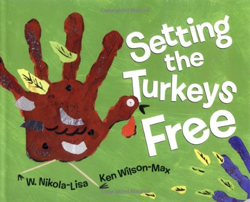 Thanksgiving Book for Kids