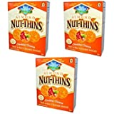 Amazon.com : Blue Diamond Nut-Thins Cracker Snacks, Almond ...