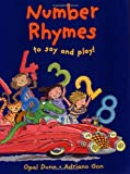 Number Rhymes to Say and Play!, Opal Dunn, 1845074416
