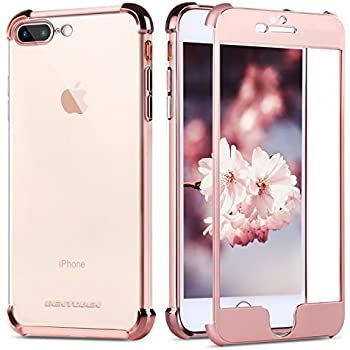 coque iphone 8 plus transparente rigide