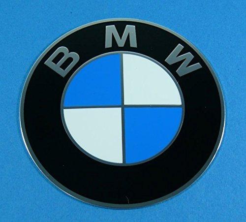 BMW Genuine Wheel Center Cap Emblem Decal Sticker 70mm