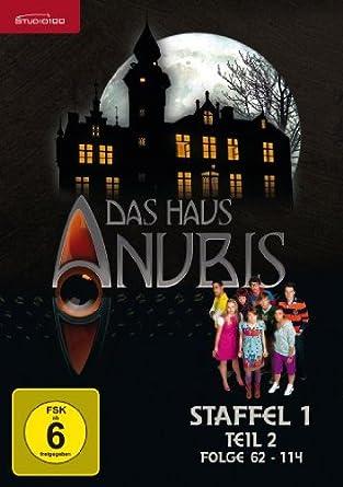 Amazon Com Das Haus Anubis Staffel 1 2 Folge 62 114 Movies Tv