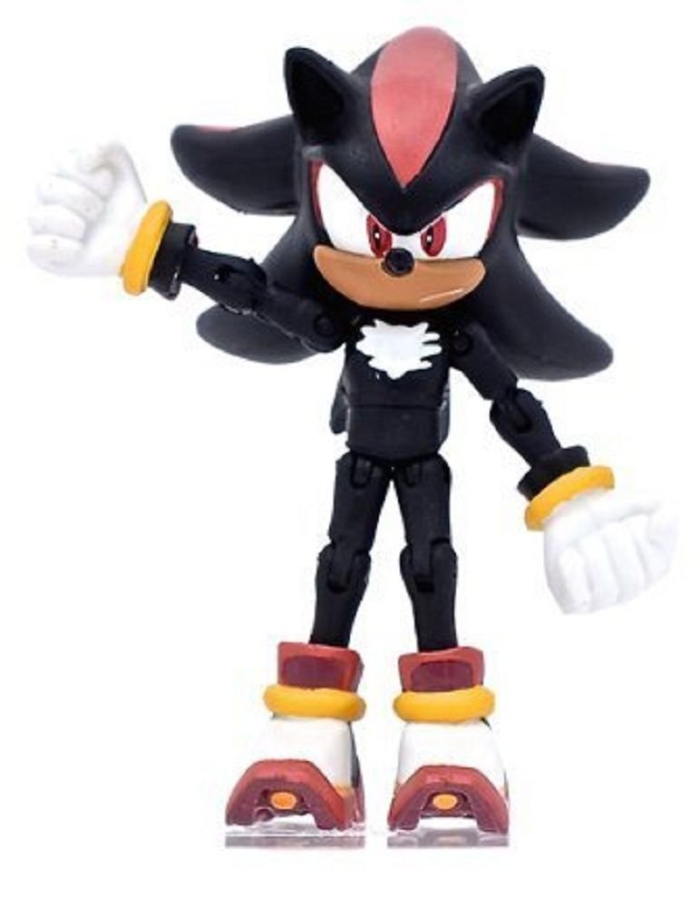 "Sonic the Hedgehog Exclusive Action Figure Shadow the Hedgehog (3.5"")"