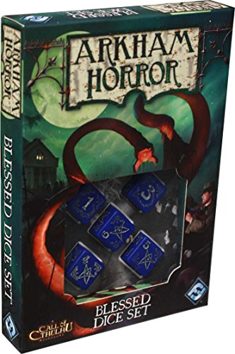 Arkham Horror Blessed Dice Set by Fantasy Flight Games