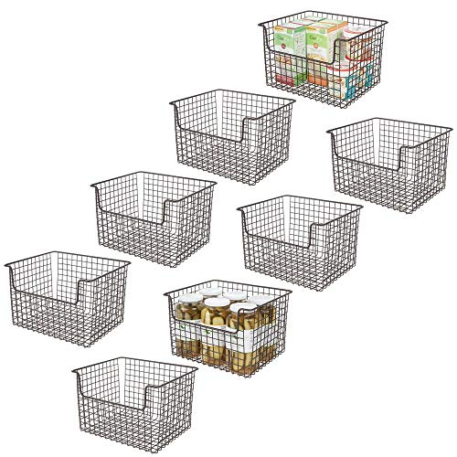 wire baskets for pantry - 9