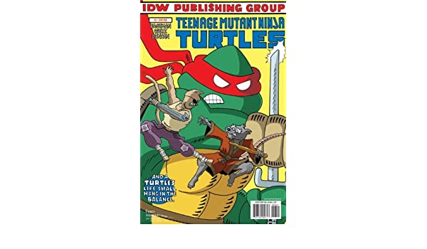 Teenage Mutant Ninja Turtles #3 Incentive Fred Hembeck Spoof ...