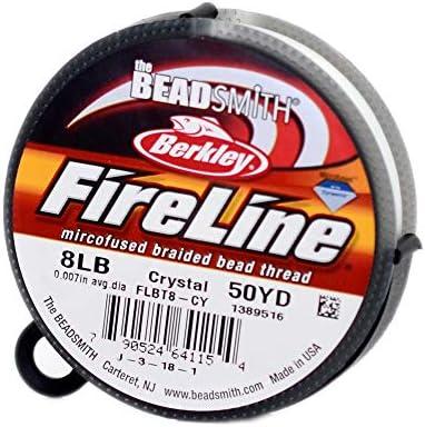 8lb Fireline Smoke Grey Thread .007in0.17mm 1550125300yd.